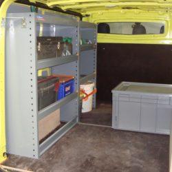 Aménagement véhicule DDE