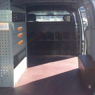 Aménagement Hyundai H1 électricien