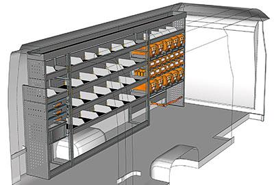 Exemples aménagement NV400 L4 H2 - H3 MA-3716-01