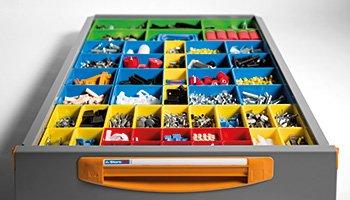 Séparateur tiroir S8